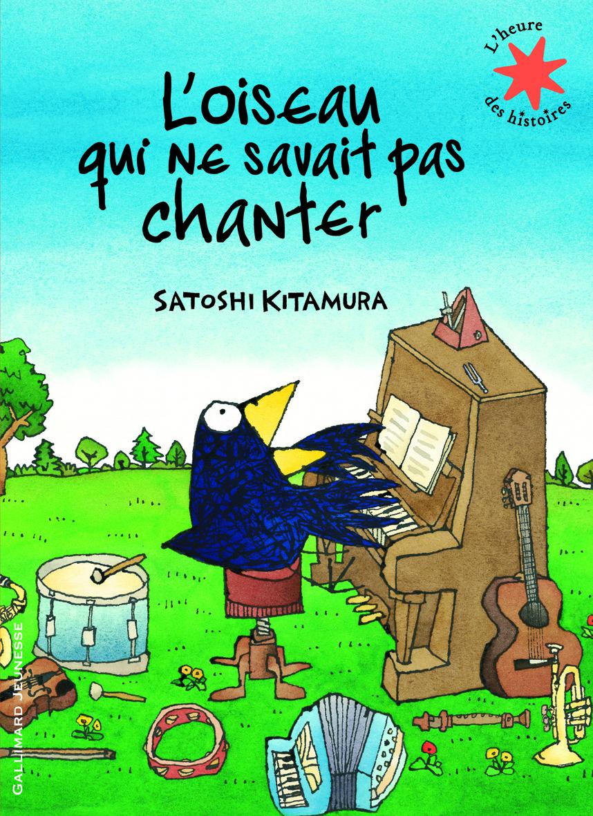 L'oiseau qui ne savait pas chanter ALBUM